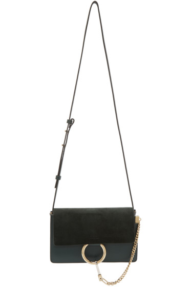 Chloé - Green Small Faye Bag