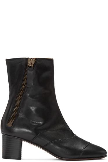 Chloé - Black Lexie Boots