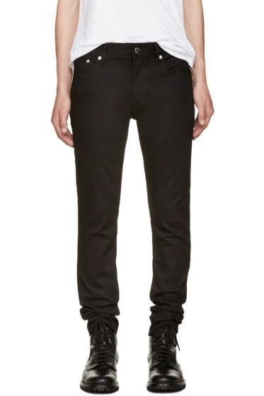 BLK DNM - Black Skinny 5 Jeans