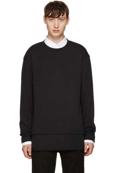 BLK DNM - Black 75 Pullover