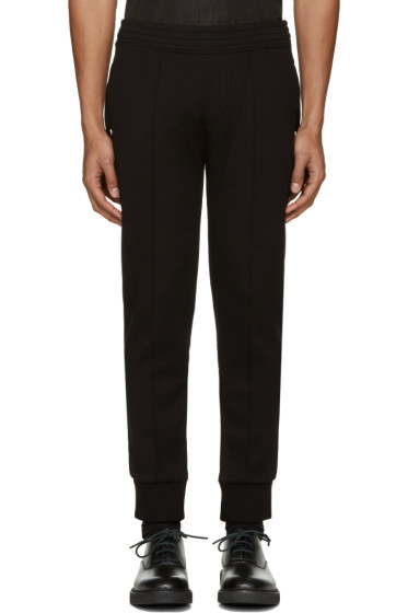 Neil Barrett - Black Skinny Lounge Pants