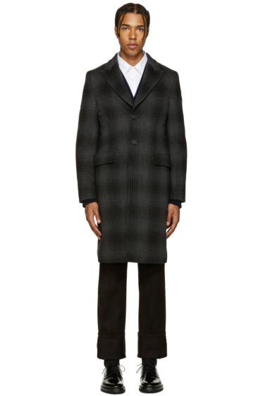 Burberry - Charcoal Charnwood Coat