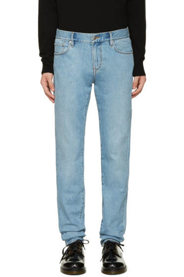 Burberry - Blue Cooper Slim Jeans