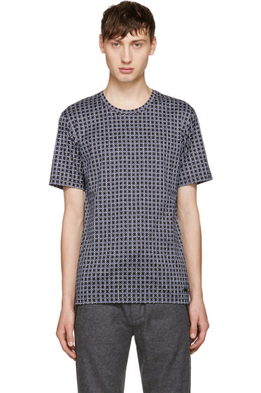 Burberry - Navy Smithurst T-Shirt