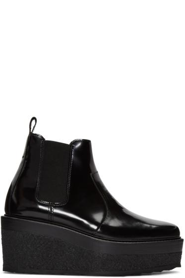 Pierre Hardy - Black Jodhpur Ankle Boots