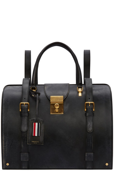 Thom Browne - Black Mr. Thom Backpack