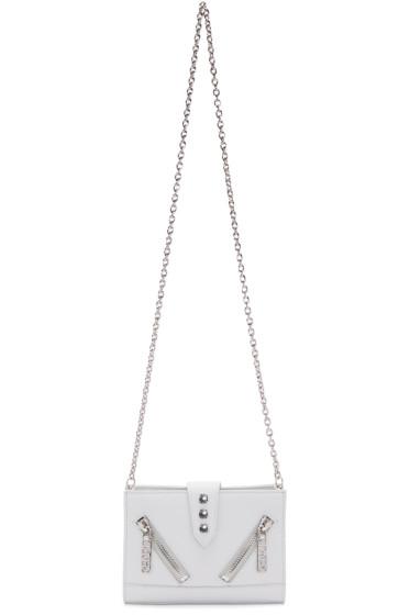 Kenzo - Grey Kalifornia Chain Bag