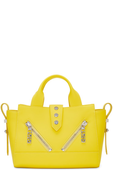 Kenzo - Yellow Mini Kalifornia Bag