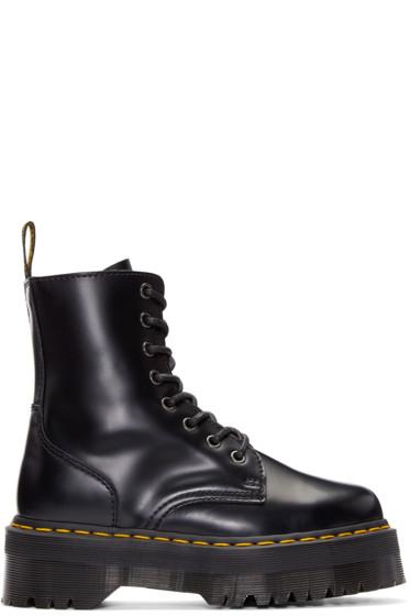 Dr. Martens - Black Jadon Boots