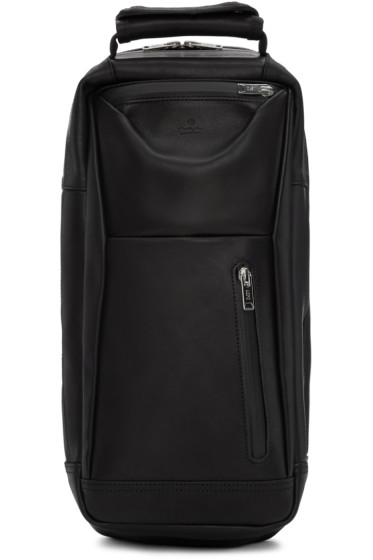 Master-Piece Co - Black Single Shoulder Backpack
