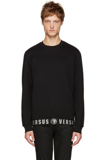Versus - Black Versus Pullover