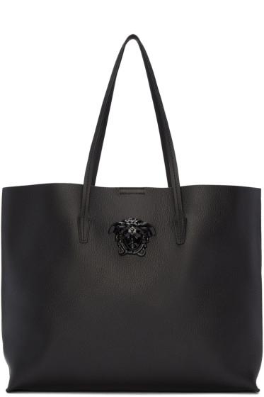 Versace - Black Medusa Tote