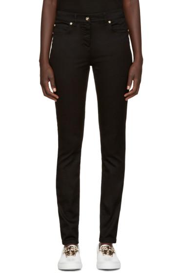 Versace - Black Skinny Jeans
