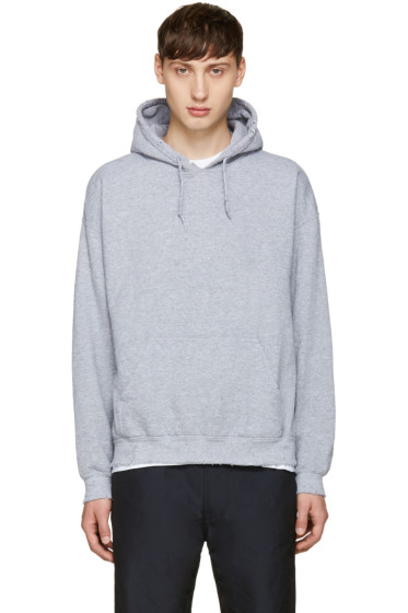 Sasquatchfabrix - Grey Do Not Kill Korosuna Hoodie