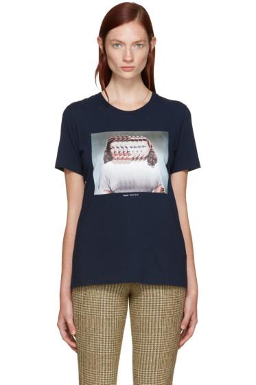 Undercover - Navy Duplicity T-Shirt