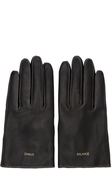 Undercover - Black Balance/Chaos Gloves