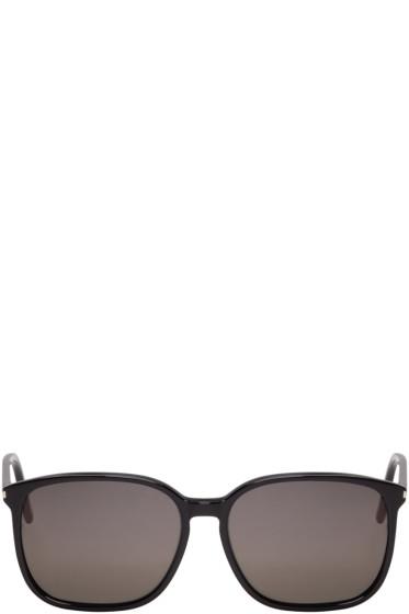 Saint Laurent - Black SL 37 Sunglasses