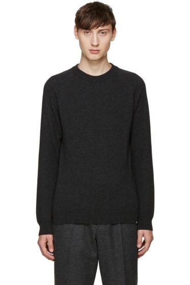 PS by Paul Smith - Grey Merino Sweater