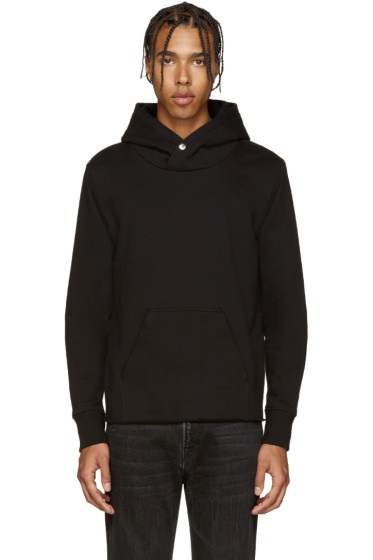 PS by Paul Smith - Black French Terry Hoodie