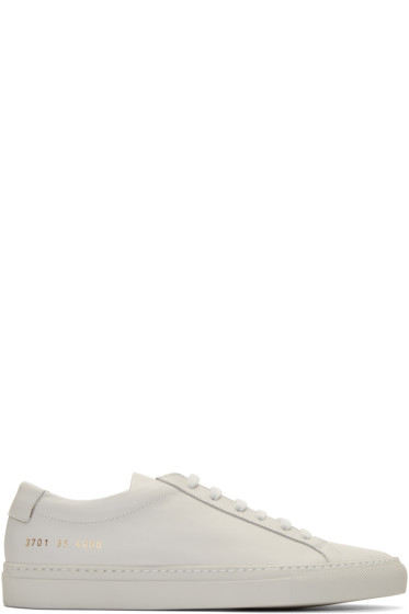 Woman by Common Projects - Off-White Original Achilles Sneakers