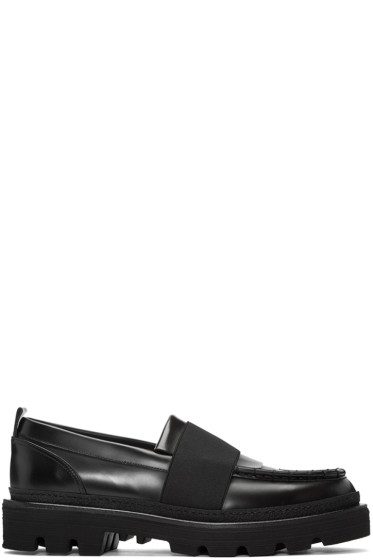 MSGM - Black MS Gore Loafers