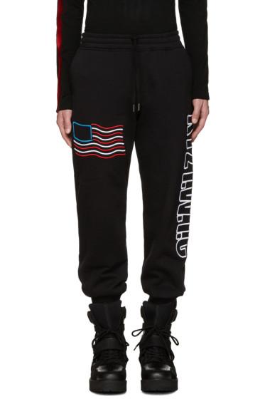 KTZ - Black Flag Logo Lounge Pants