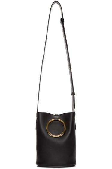 Stella McCartney - Black Small Bucket Bag