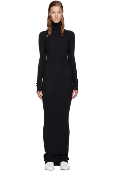 Stella McCartney - Navy Turtleneck Dress