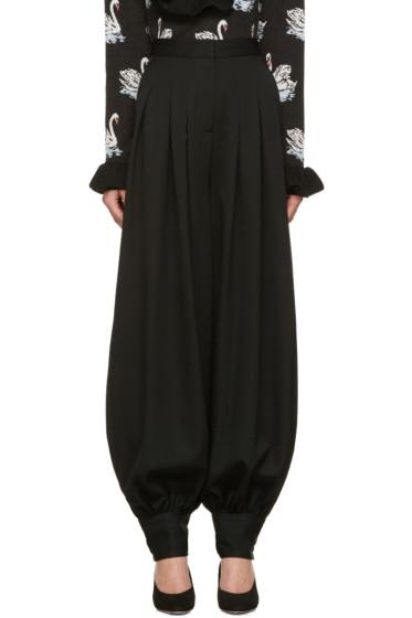 Stella McCartney - Black Wool Giulietta Trousers