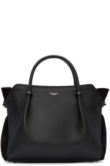 Nina Ricci - Black Small Marche Bag