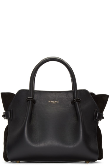 Nina Ricci - Black Extra Small Marche Bag