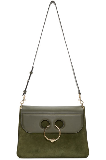 J.W.Anderson - Green Large Pierce Bag