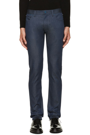 Calvin Klein Collection - Blue Graft Jeans