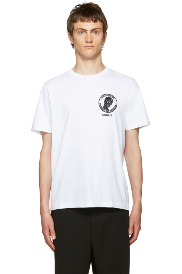 Yang Li - White Mask T-Shirt