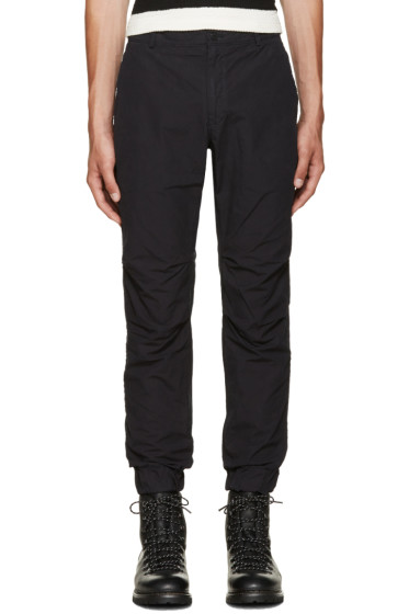 08Sircus - Navy Cotton Trousers