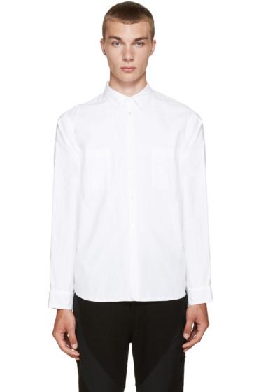 08Sircus - White Reversible Shirt