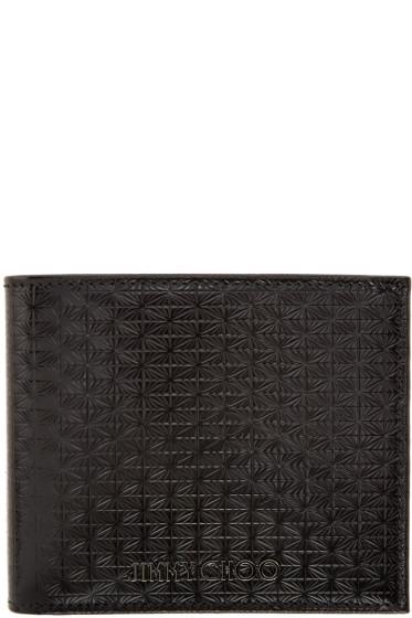 Jimmy Choo - Black Diamond Mark Wallet