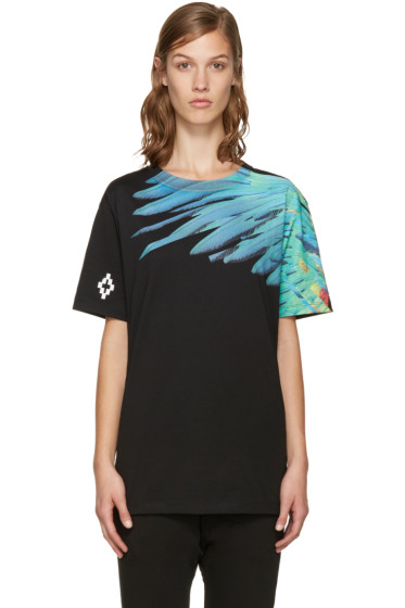 Marcelo Burlon County of Milan - Black Lonquimay T-Shirt