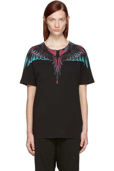 Marcelo Burlon County of Milan - Black Orely T-Shirt