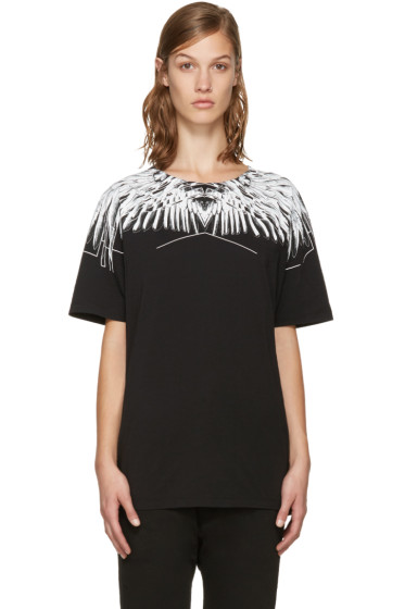 Marcelo Burlon County of Milan - Black Paloma T-Shirt