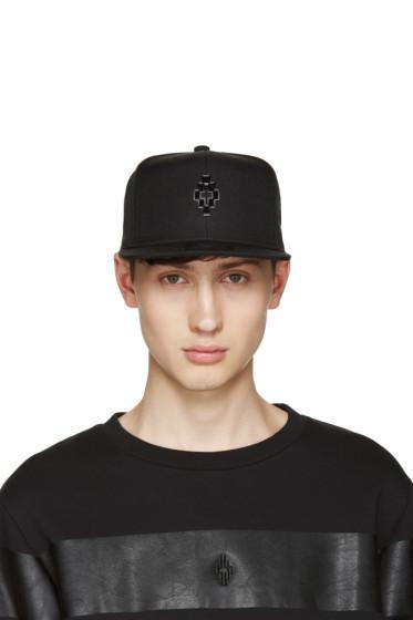 Marcelo Burlon County of Milan - Black Starter Edition Cruz Cap