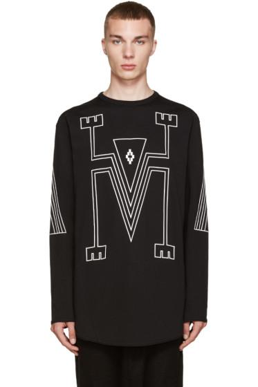 Marcelo Burlon County of Milan - Black Tupungato T-Shirt