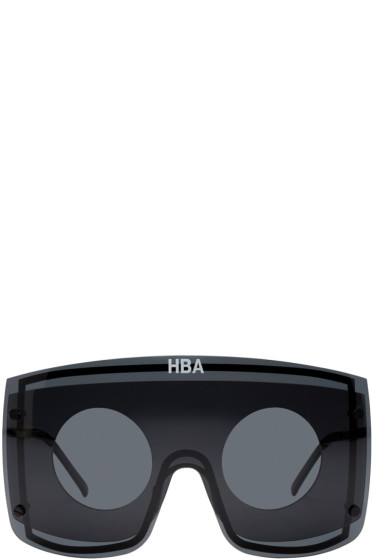 Hood by Air - Black Gentle Monster Edition Marz Sunglasses