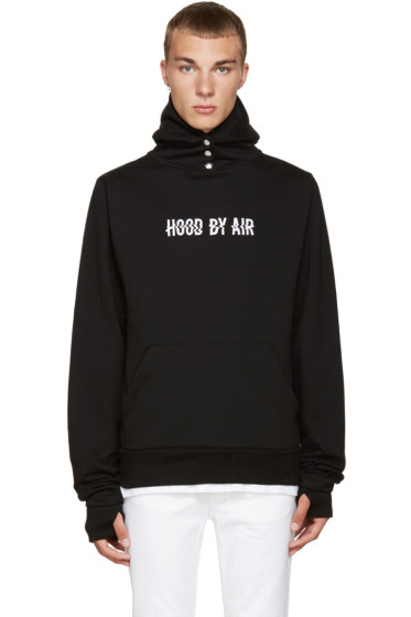 Hood by Air - Black Tweek Hoodie