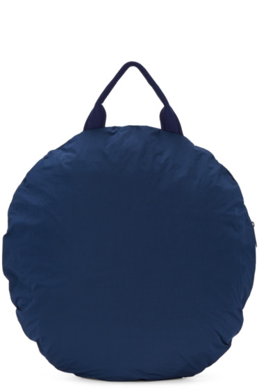 Côte & Ciel - Navy Memory Tech Moselle Backpack