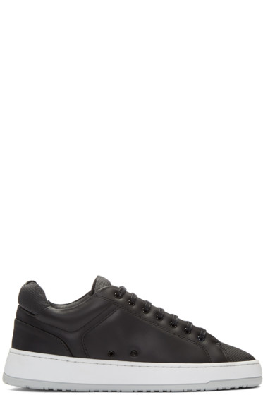 ETQ Amsterdam - Black Low 4 Sneakers
