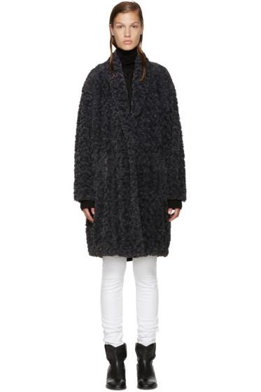 Isabel Marant Etoile - Grey Adams Coat