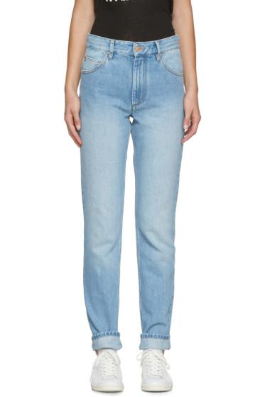 Isabel Marant Etoile - Blue Clover Jeans