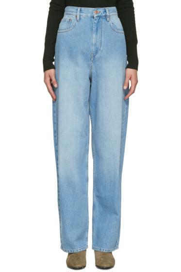 Isabel Marant Etoile - Blue Corby Jeans