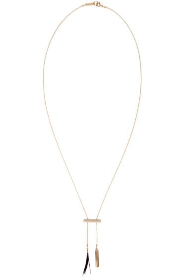 Isabel Marant - Gold Biennale Necklace